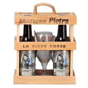 Guidoni Corsica pack bière corse