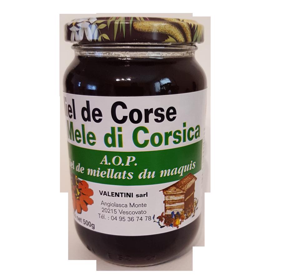 Miel-de-miellats-du-maquis---500-grammes