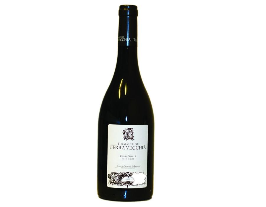 Cuvée Stella - Vin rouge corse - Guidoni Corsica