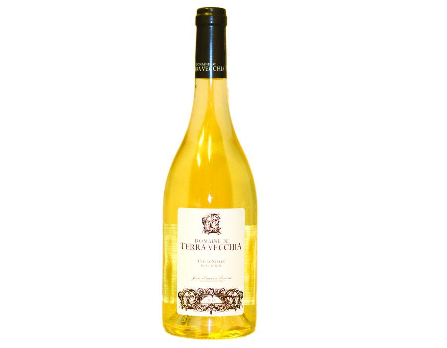 Cuvée Stella - Vin blanc corse - Guidoni Corsica