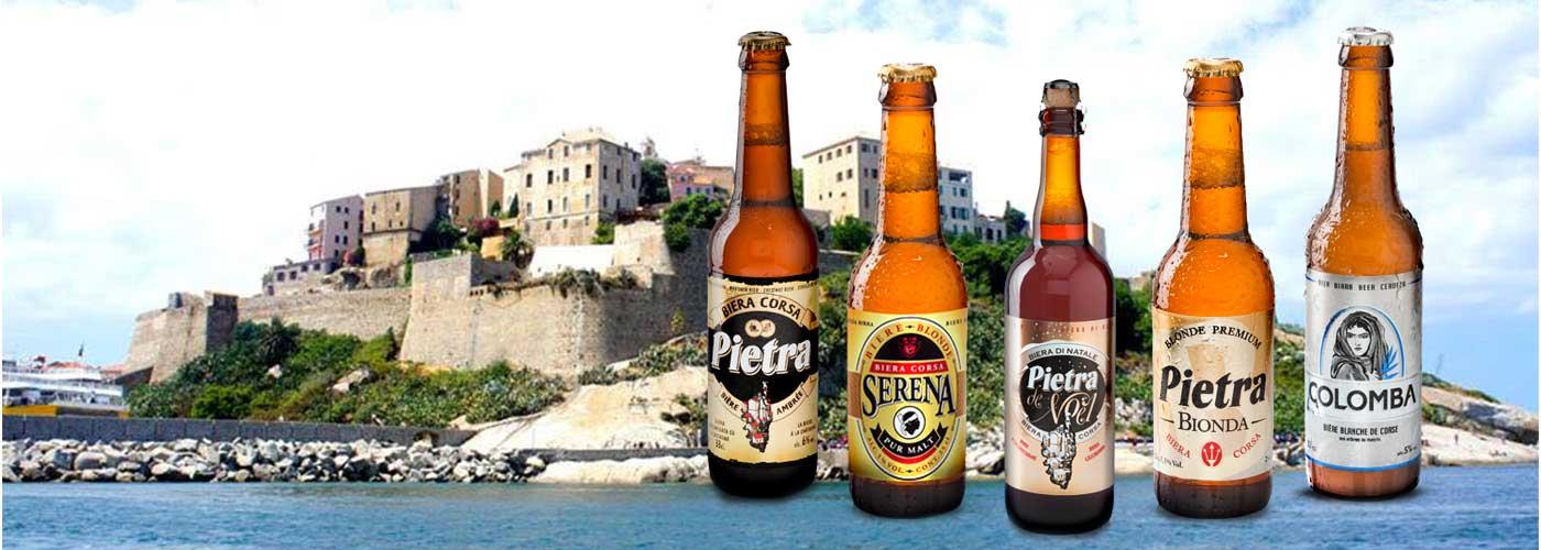 Bières Corses