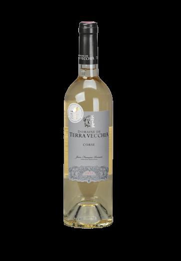 Vin corse AOP Blanc Domaine de Terra Vecchia