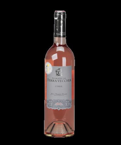 Vin corse Rosé Domaine de Terra Vecchia