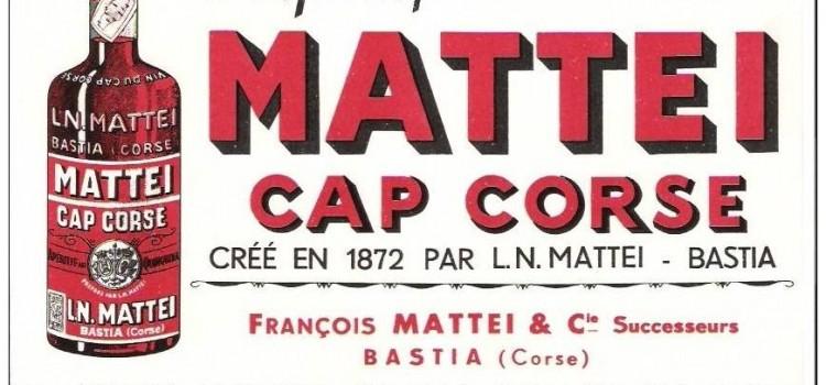 Cap Corse Mattei – Apéritif Corse
