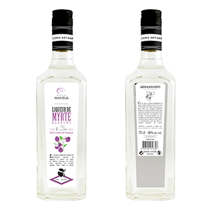 Liqueur de Myrte blanche