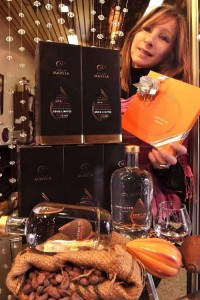 Esprit Chocolat de la Distillerie Maleva