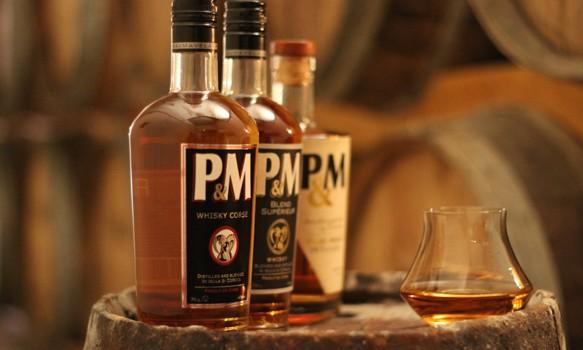 """Le whisky corse Mavela """"made in Corsica"""" classé parmi les meilleurs du monde !"""