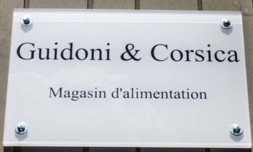 Guidoni Corsica – produits corses à Bruxelles