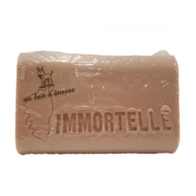 Savon au lait d'anesse - Immortelle
