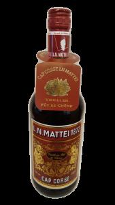Liqueur Cap Corse Mattei - Belgique Bruxelles