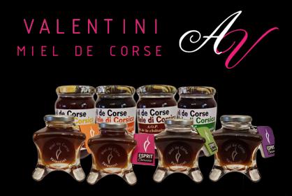 L'apiculteur Valentini offre l'exclusivité à Guidoni Corsica