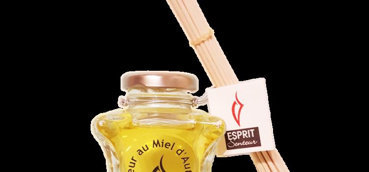 Essence de parfum au miel d'Automne