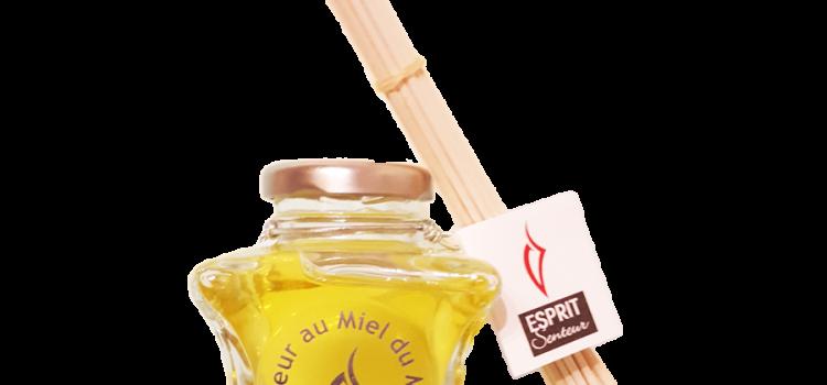 Essence de parfum au miel du maquis