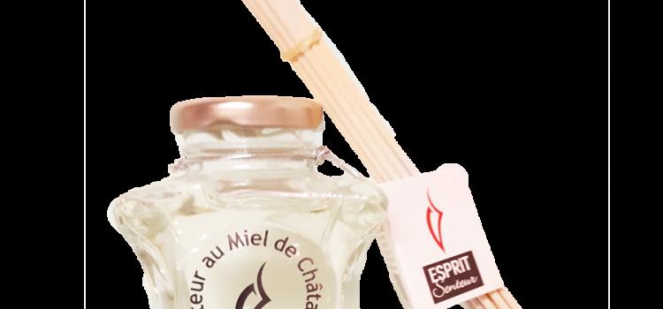 Essence de parfum au miel de chataignier