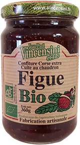 Confiture de figue Vincensini