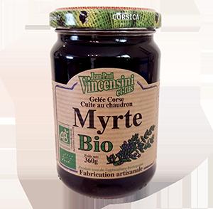 Confiture de myrte