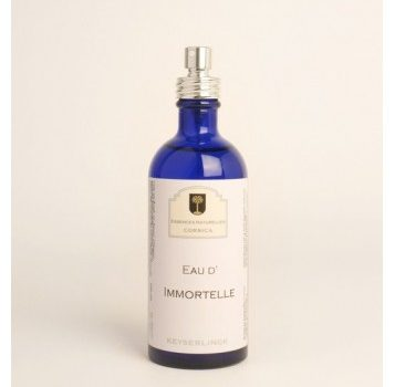 Eau florale d'Immortelle – 100 ml