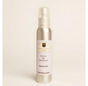 Huile de massage à l'Immortelle de Corse – 100 ml
