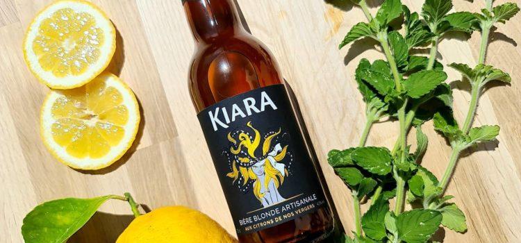 Kiara Blonde au citron