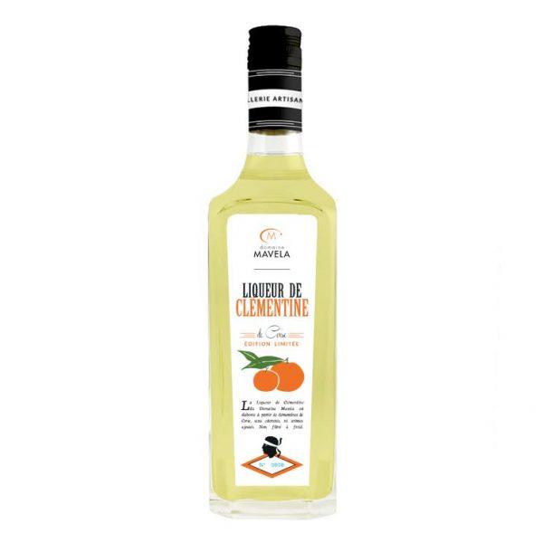 Liqueur de clémentine - Distillerie Mavela
